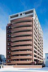 プライムアーバン円山北4条(旧:プライヴェル円山)[10階]の外観