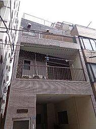 東京都台東区鳥越2丁目の賃貸アパートの外観