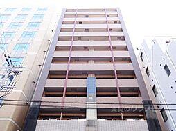 大阪府大阪市淀川区西中島4丁目の賃貸マンションの外観