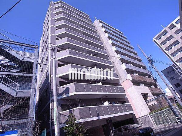 愛知県名古屋市東区泉3丁目の賃貸マンションの画像