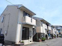 ロイヤルシャルム米田[1階]の外観