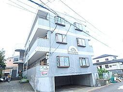 神奈川県座間市栗原中央3丁目の賃貸マンションの外観
