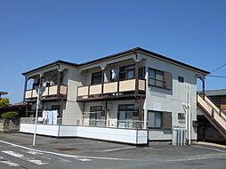 松本ハイツ 105[1階]の外観