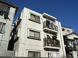 東京都練馬区旭丘の賃貸マンションの外観