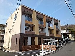 JR吉備線 備前一宮駅 バス5分 尾上下車 徒歩7分の賃貸アパート