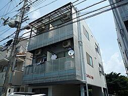 大阪府吹田市岸部南2丁目の賃貸マンションの外観