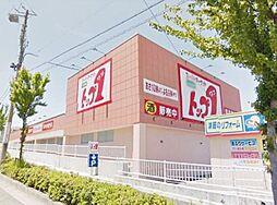 周辺のお買いもの施設です。