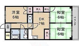 桃山南口駅 6.0万円