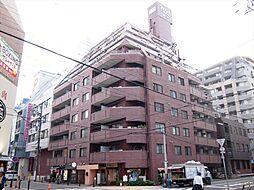 ライオンズマンション神戸[8階]の外観