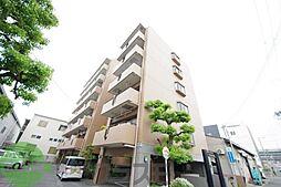 大阪府東大阪市水走1丁目の賃貸マンションの外観