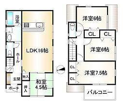 若江岩田駅 2,980万円