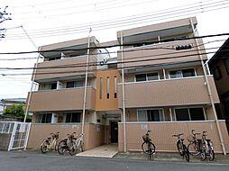 フローラ茨木[2階]の外観