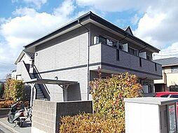 広島県呉市広駅前2丁目の賃貸アパートの外観