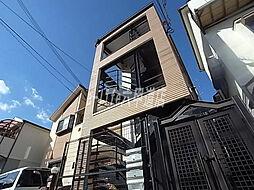 兵庫県神戸市灘区楠丘町3丁目の賃貸マンションの外観