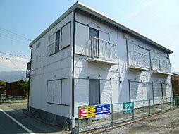 長野県諏訪市城南1丁目の賃貸アパートの外観