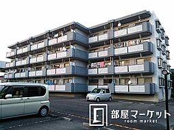 愛知県豊田市梅坪町2丁目の賃貸マンションの外観