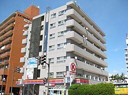 グランドメゾン秋田[406号室]の外観