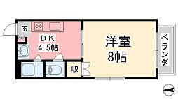 赤十字病院前駅 3.5万円