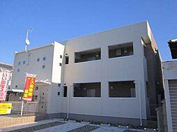 グレイス旭(都市ガス・追い焚き機能付き)[2階]の外観