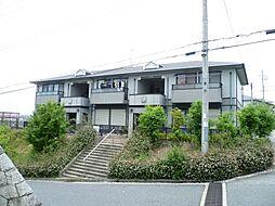 兵庫県神戸市西区水谷3丁目の賃貸アパートの外観