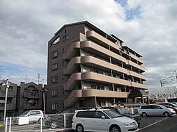 大阪府高槻市松川町の賃貸マンションの外観