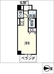 サン・名駅太閤ビル[11階]の間取り