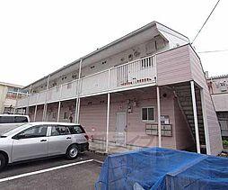 京都府城陽市平川大将軍の賃貸マンションの外観