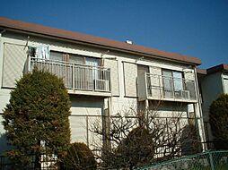 埼玉県さいたま市浦和区元町2丁目の賃貸アパートの外観