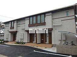 愛知県小牧市小牧1丁目の賃貸アパートの外観