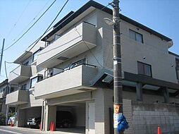 清晃マンション[4階]の外観