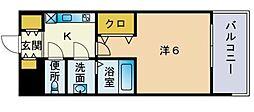 竹下駅 4.2万円