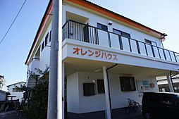 オレンジハウス[202号号室]の外観
