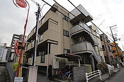 ふたばマンション[3階]の外観