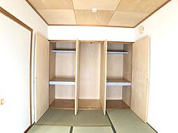 1階和室 収納スペース