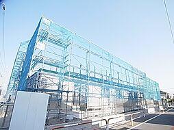 東京都足立区伊興本町2丁目の賃貸アパートの外観