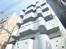 コーニッシュ桜川[203号室]の外観