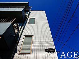 東京都杉並区浜田山1丁目の賃貸マンションの外観