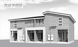 京阪本線 萱島駅 徒歩8分の賃貸アパート