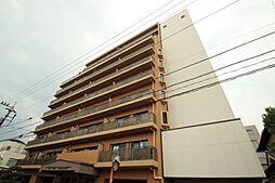 広島県広島市佐伯区楽々園4丁目の賃貸マンションの外観