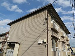 池田コーポI[103号室]の外観