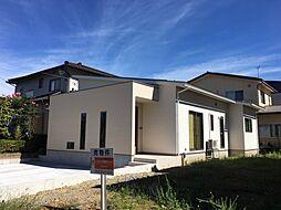 小松市国府台 太陽光発電搭載、ZEH仕様の新築平屋建て