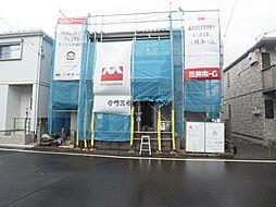 小田急江ノ島線 東林間駅 徒歩5分の賃貸テラスハウス
