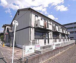 京都府京都市伏見区竹田西桶ノ井町の賃貸アパートの外観