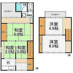 阿倍野駅 8.2万円