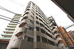 YKハイツ中崎[5階]の外観