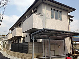 桜コートII[1階]の外観