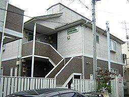ツインコーポ谷津B棟[106号室]の外観