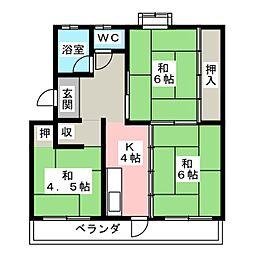 新木曽川駅 4.0万円