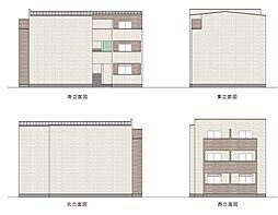 リトレ徳庵[202号室]の外観