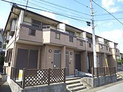 [テラスハウス] 千葉県四街道市美しが丘1丁目 の賃貸【/】の外観